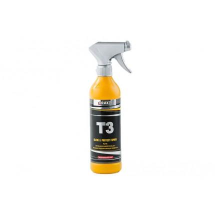 BRAYT T3 0.5 кг  Очиститель+защита