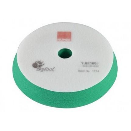 Полировальный поролоновый диск RUPES средний жесткости зеленый  150/180 мм