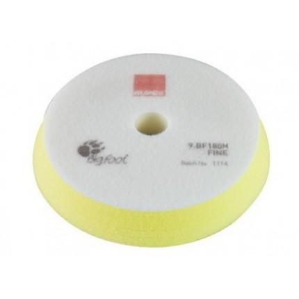 Полировальный поролоновый диск RUPES мягкий желтый  150/180 мм