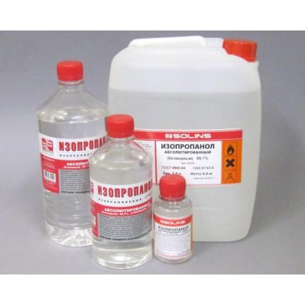 Изопропиловый спирт 5 кг