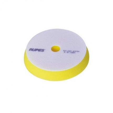 Полировальный поролоновый диск RUPES мягкий желтый 130/150 мм