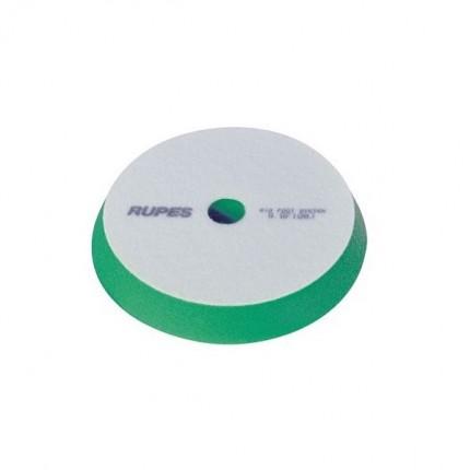 Полировальный поролоновый диск RUPES средний жесткости зеленый  130/150 мм