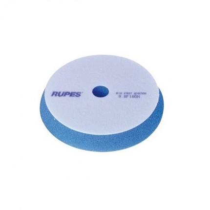 Полировальный поролоновый диск RUPES жесткий синий 130/150 мм